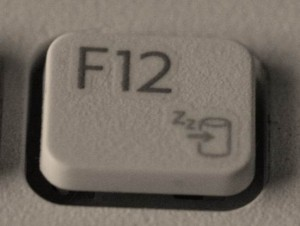 Function Key F12, Save As